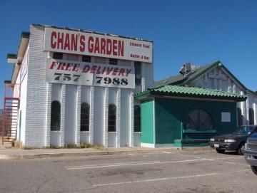 Chan 39 S Garden El Paso Tx